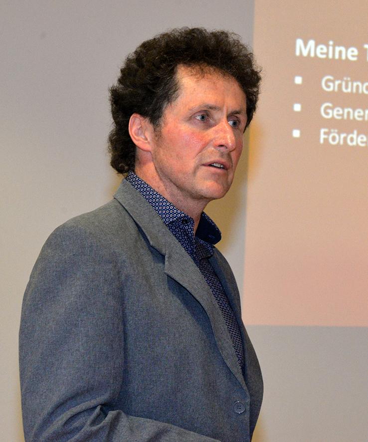 Vorstand Erste Deutsche Vorsorge Ralf Grundig